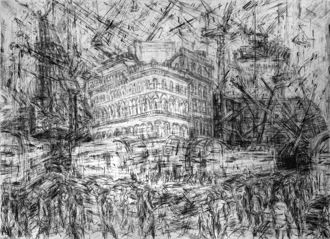Urban Drawingsjeanette Barnes